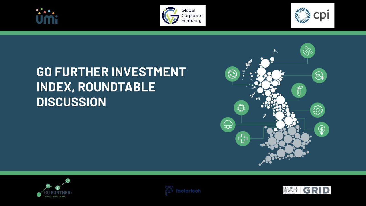GO Further Investment Index - Roundtable discussion
