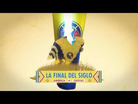 Final del siglo 1984 América 3-1 Chivas Todos los goles