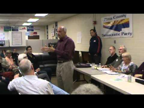 Dr. Richard Carmona-- candidate for US Senate from Arizona