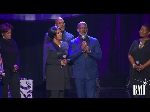 BeBe & CeCe Winans' Acceptance Speech - The 2016 BMI Trailblazers of Gospel Music Honors