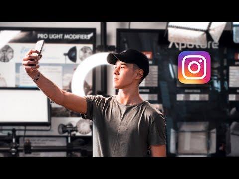 Easy Way To Make BANGER Instagram Stories!