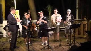 The Curbside Trad Jazz Band with Parker Weis