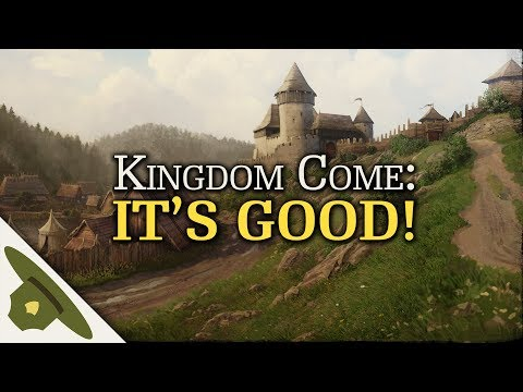 Kingdom Come: Deliverance - IT'S GOOD! | PC Ultra 2K/1440p