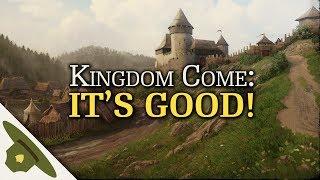Kingdom Come: Deliverance - IT'S GOOD! | PC Ultra 2K/1440p