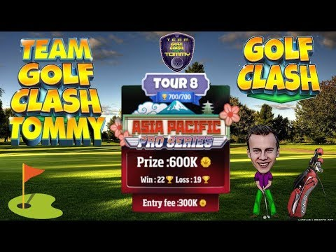 Golf Clash tips, Hole 1 - Par 4, Earth Day tournament - Pro & Expert, GUIDE/TUTORIAL