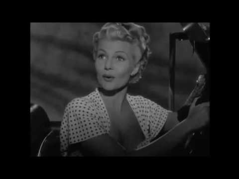 'The Lady From Shanghai' Garage Scene