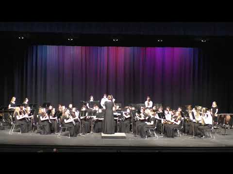 """Arab Junior High School Band - 2019 MPA Preview Concert - """"St. Petersburg March"""""""