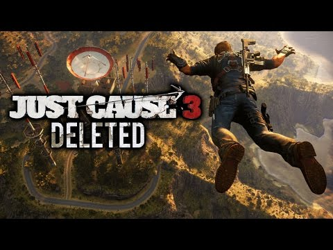 Just Cause 3: The DELETED Trailer