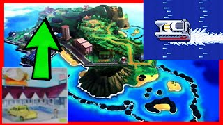 "✔ HUGE POKEMON SUN AND MOON ALOLA REGION ""ISLANDS"" BREAKDOWN AND DISCUSSION"