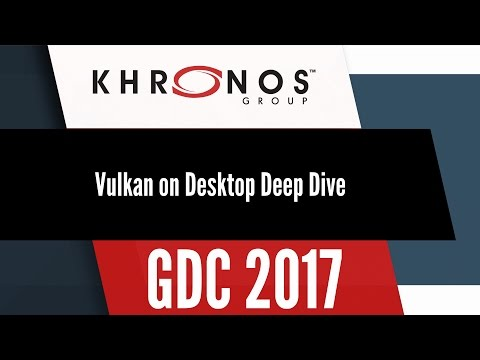 Vulkan on Desktop Deep Dive