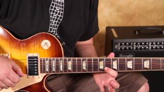 Santana  - Europa  - guitar lesson -  how to play -  pt 1 - World