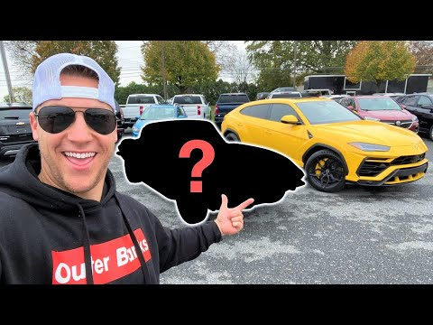 buying-my-ultimate-dream-car-after-10-years-of-searching...*ultra-rare!*