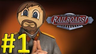 sid Meier's Railroad #1 - Первые станции