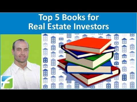 Top 5 Books for Real Estate Investors