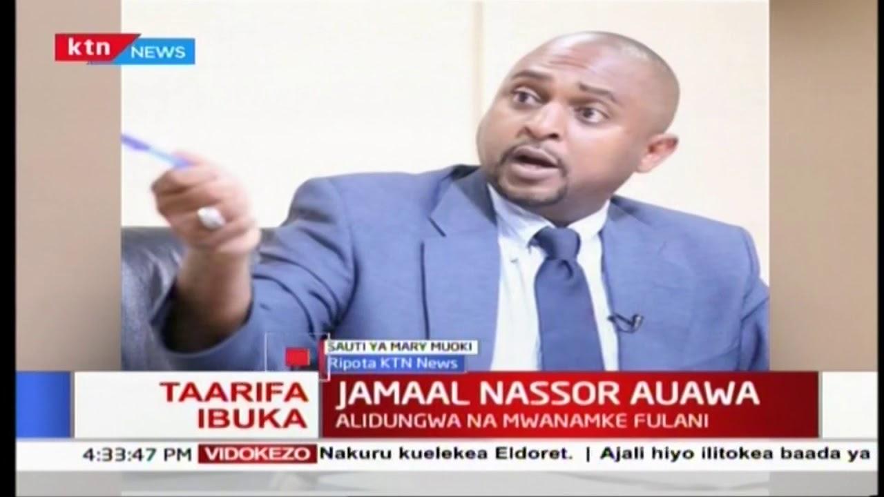 Mwigizaji maarufu wa runinga Jamaal Nassor auwawa kwa kudungwa kisu na mpenziwe baada ya kuzozana