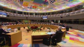 Bruxelles, la sedia vuota di Conte al minuto di silenzio per le vittime di Strasburgo