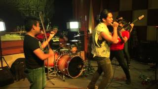"""JUMPER-FI at Chic's Music - CHRISTIAN ROCKINDO """"From The Darkness Into The Light"""" Part 1"""