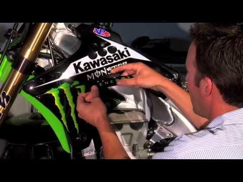 ONE Industries - How To Install Motocross Graphics