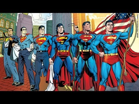 Superman 1938 2013 An Unofficial History Of Superman