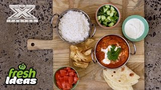Butter Chicken Recipe  - with Luke Jacobz from The X Factor