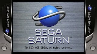 The Official Sega Saturn Magaz…