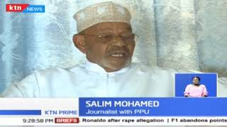 Salim Mohammed worked as a journalist during former president Moi\'s tenure