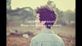 Bastille - Overjoyed (Lyrics)