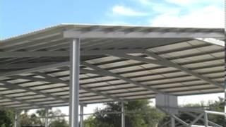 Choix Inauguracion de  techumbres metálicas en San Javier y Aguacaliente Grande