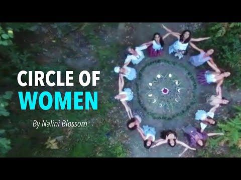 Circle of Women - Nalini Blossom