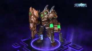 Heroes of the Storm — В разработке: Лейтенант Моралес, Артанис, новые облики и транспорт