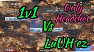 || MC5 1v1 Mask only Vs LuUH ez (Pro) || Headshot only 😎