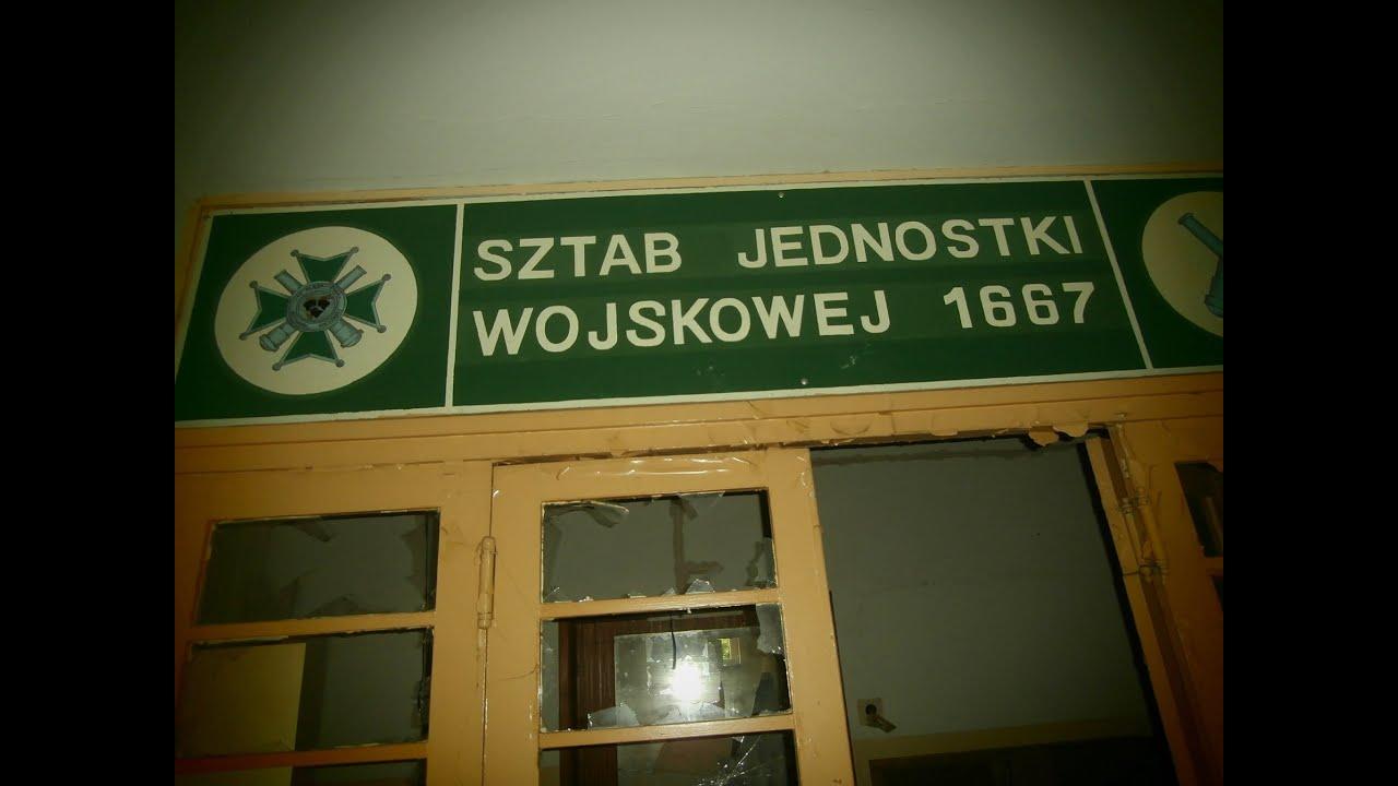 Opuszczona jednostka wojskowa w Kędzierzynie-Koźlu / Abandoned military base in Poland