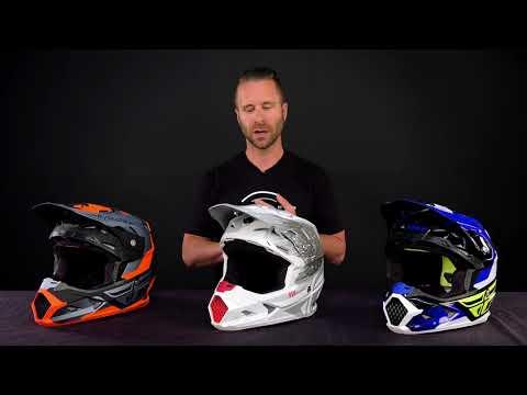 FLY Racing - Toxin Helmet Overview