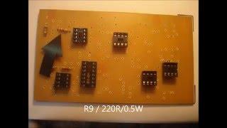 pi polons resistores parte 2 vdeo 8