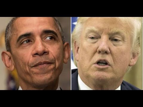 TRUMP JUST REVEALED OBAMA'S SHADOW GOVERNMENT LEAKERS!