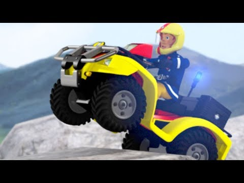 Fireman Sam New Episodes | Floodlights - Camping Time! 🔥 Cartoons for Children