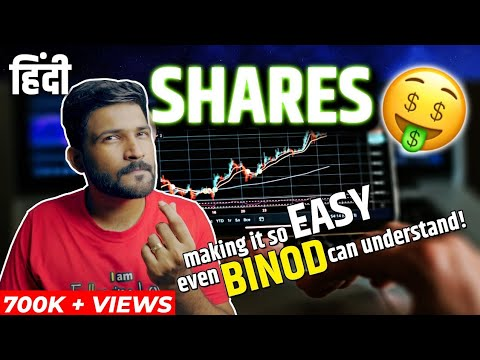 SHARES for beginners   What are shares   What is Stock Market   Abhi and Niyu