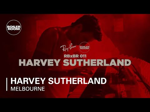 Harvey Sutherland - Ray Ban X Boiler Room 011 - Live Set