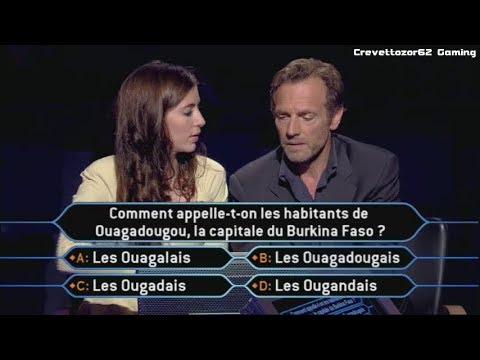 Qui Veut Gagner Des Millions QVGDM  03072008  Stéphane Freiss et Yaël Boon