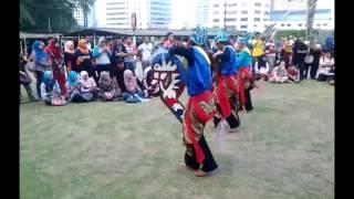 Kuda Kepang Warisan Seni Sri Johor..(Wak Sabtu)..