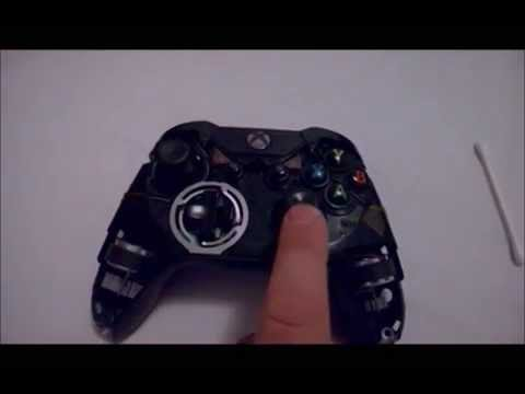 How to fix loose, wiggly, non responsive xboxone thumbsticks