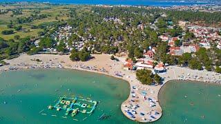 Camping Zaton holiday resort - Zadar - Croatia