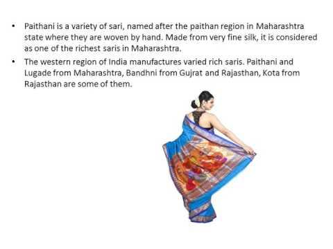 Paithani Saris Maharashtra At Its Best
