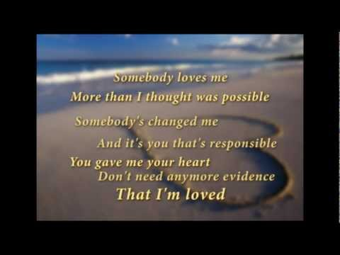Loved By You - Natasha Bedingfield lyrics video