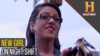 Introduction To Olivia Black | Pawn Stars