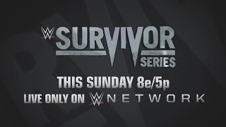 Roman Reigns believes he will become the WWE World Heavyweight Champion at Survivor Series