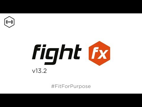 fight fx V13.2 - Track 07 - High Intensity Interval Training (HIIT)