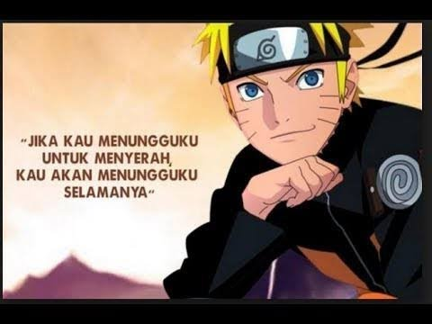 Kata Kata Bijak Dari Naruto Youtube