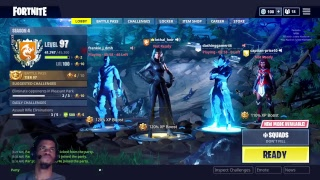 Fortnite: New Fate Skin!! | Playing With Subs!!! C.S. #109 PS4 PRO