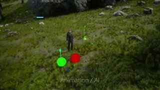 Final Fantasy 15 Gameplay Trailer - Tech Demo 1 - PS4 Xbox One - MNPGameVideos